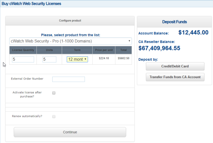 Buy Comodo Product Licenses, Comodo Security Products