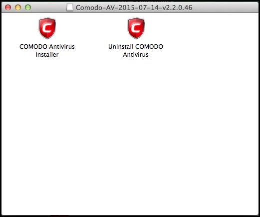 Antivirus for MAC Software Installation, Antivirus Install | Comodo