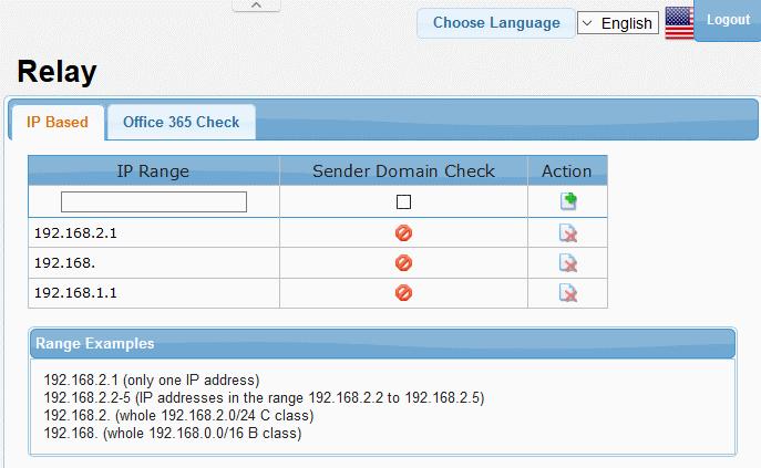 SMPT Relay, SMTP Server Address, Dome Antispam Messaging