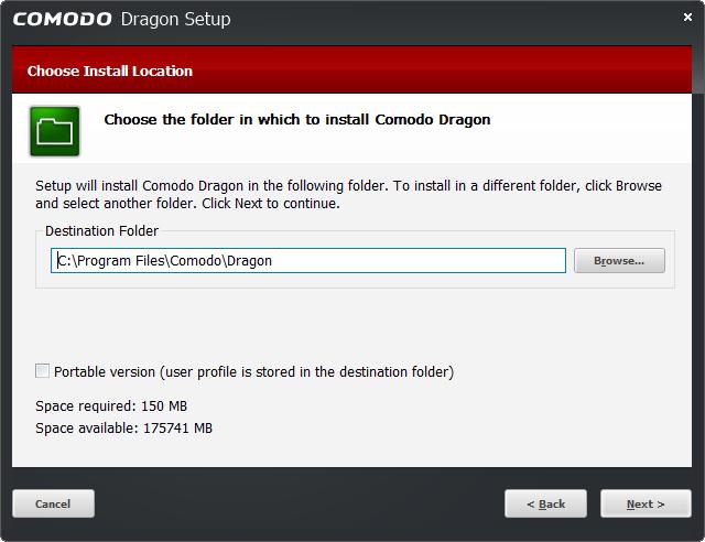 Comodo Dragon Web Browser - Download And Install | Web