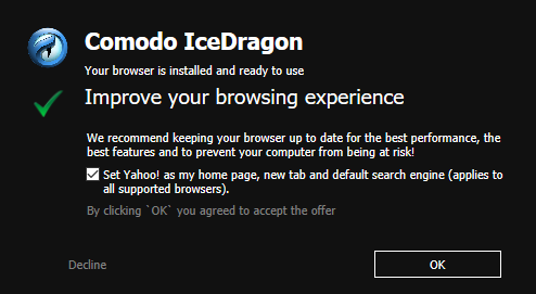 Comodo IceDragon - Download And Install | Web Browser
