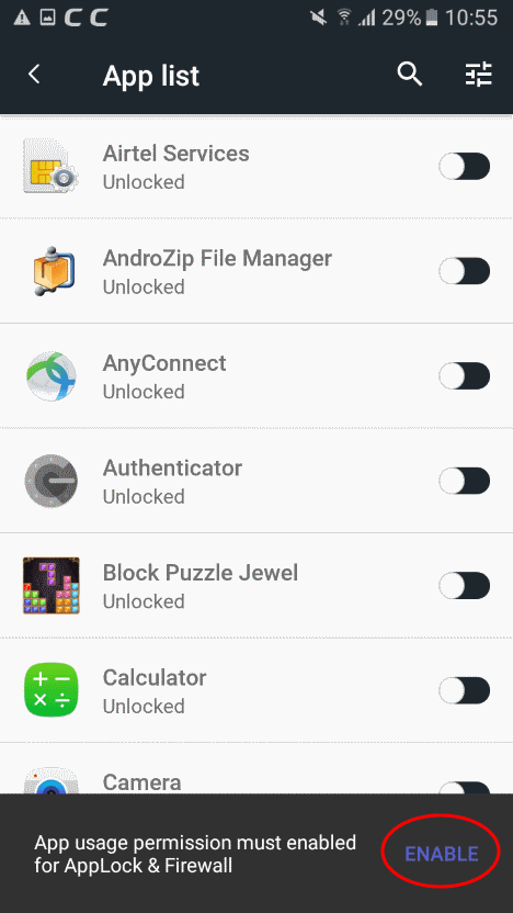 App Lock, Protect Your banking And Financial Apps