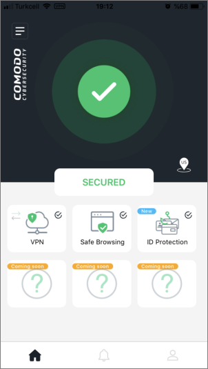 Introduction To Comodo Mobile Security for iOS, Comodo, Free