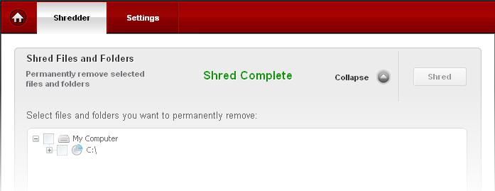 File Shredder Software, Erase Files Permanently   System Utilities