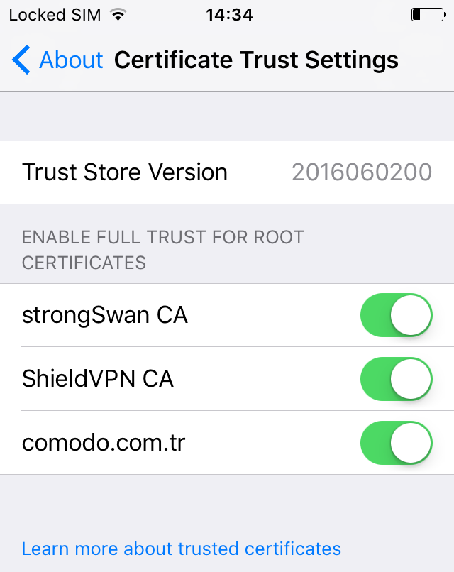 Enroll Ios Devices Protection For Computers And Networks Comodo