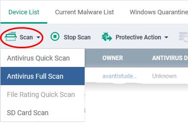 rating antivirus