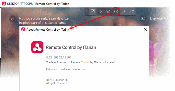 Remote Management of Windows and Mac OS Devices, Remote