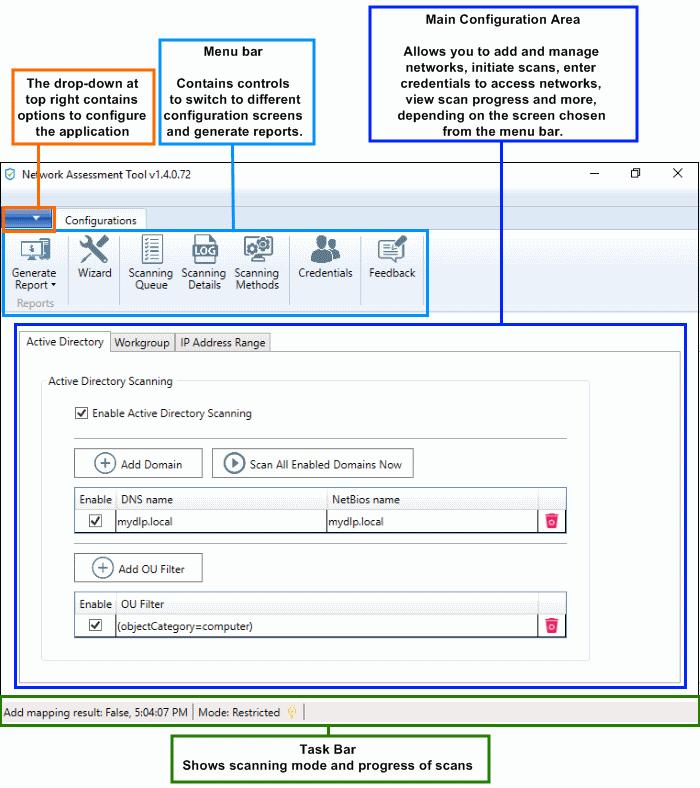 ITarian - Network Assessment Tool - Quick Start Guide